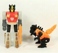 Vtg 1990 G1 Transformers SNARL Action Master Action Figure 100% Complete