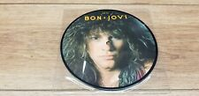 """BON JOVI """"IN AND OUT OF LOVE"""" 7"""" SINGLE PICTURE DISC - ORIGINAL UK - NEAR MINT!"""