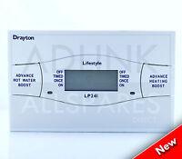 DRAYTON LIFESTYLE LP241 24 HOUR ELECTRONIC PROGRAMMER