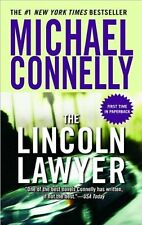 The Lincoln Lawyer by Michael Connelly (BB) *PB*  *MICKEY HALLER*