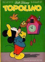TOPOLINO LIBRETTO- PUNTI-N°1147 INSERTO CLUB TOPOLINO