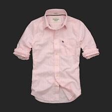 Abercrombie And Fitch Color y Diseño Camisa -XXG