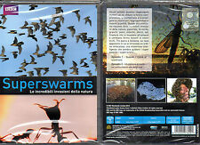 SUPERSWARMS - DVD (NUOVO SIGILLATO) BBC