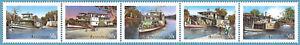 Australian 2003 Murray River Shipping Strip Stamp MNH BAB196