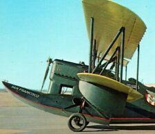 Oa-1A Loening San Francisco Amphibian Wpafb 1926 Good Will Tour South America