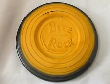 Clay Pigeon Vintage Remington Blue Rock Clay Targets Trap Shooting