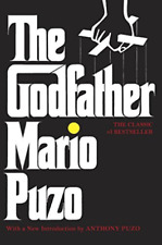 Puzo, Mario/ Thompson, Robe...-The Godfather BOOK NEW