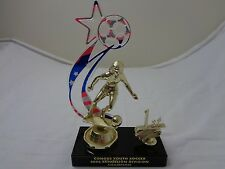 Vintage Youth Soccer Trophy
