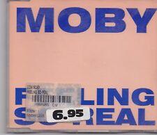 Moby-Feeling So Real cd maxi single