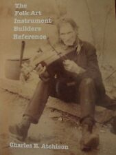 The Folk Art Instrument Builders Reference - cigar box guitars & more