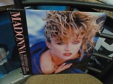 MADONNA Material Girl/Angel/Into The 45 RPM 12 Inch 1985 Sire Records EX Japam