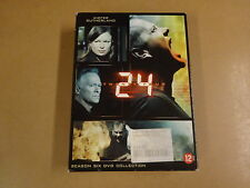 7-DISC DVD BOX / 24 - TWENTY FOUR - SEASON 6