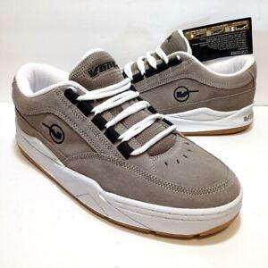 Vintage VANS Disasters Taupe Brown-Grey Skateboard Shoes - Mens Size 10.5 - RARE