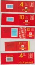GREAT BRITAIN 10 decimal booklets MNH / N4273