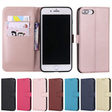 Slim Wallet Leather Flip Cover Case For iPhone 11 Pro Max XR XS Max 7 8 Plus SE2
