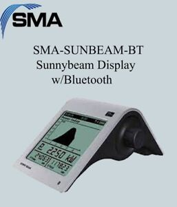 SMA - SUNBEAM-BT, Sunnybeam Display w/Bluetooth