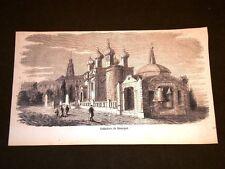 Stavropol' nel 1858 La Cattedrale Russia o Urss