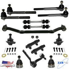 14 Pcs Complete Front Suspension Kit For Chevy Blazer S10 and GMC Jimmy 2WD