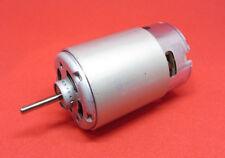 Mabuchi RS-550VC-7526 Electric Drill Motor - High Speed 12V 16500 RPM New 14.4V