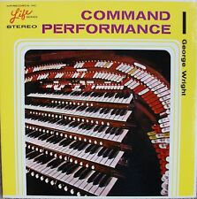 George Wright Command Performance organ lounge LP
