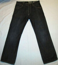 G-Star Distressed Classic Fit, Straight 32L Jeans for Men