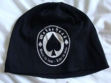 Hats: Motorhead : Born To Lose - Live To Win Beanie Black