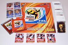 PANINI WM 2010 Sudafrica 10 OVP cartocci Oro Top//RARE