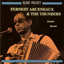 FERNEST ARCENEAUX & THE THUNDERS : GUMBO SPECIAL / CD - TOP-ZUSTAND