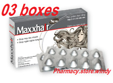 3 Boxes Maxxhair makes Hair Strong Enhances Health Of The Hair Prevent hair loss