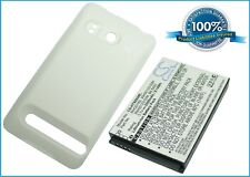 3.7V battery for HTC 35H00123-02M, EVO 4G, A9292, 35H00123-00M, Supersonic NEW