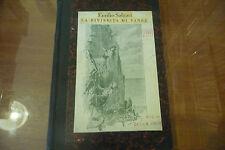"""EMILIO SALGARI""""LA RIVINCITA DI YANEZ-LIBRO 1' Ed.SONZOGNO 1930-ILLUSTRATO"""" A1"""