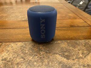 Sony SRS-XB10 Wireless Speaker - Blue (((Lots Of Bass)))