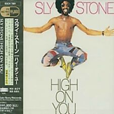 Sly & the Family Stone - High on You [New CD] Japan - Import