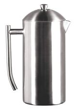 Frieling 44 fl. oz Stainless Steel French Press Brushed Finish Coffee Maker NEW