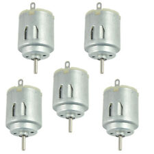 5Pcs DC 3V-6V 140 Motor 2000RPM for DIY Electric Toy Car Boat Ships Small Fan