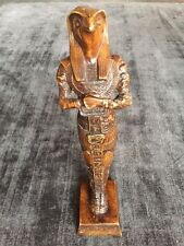 Fantastic Vintage Horus God Figure - Egyptian 1930s - High Quality