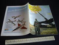 World Models Magazine April 1978 (V3#4) Scarce British Modelling Magazine