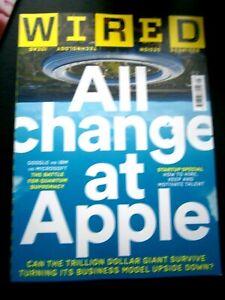 Wired Magazine  May/June 2020 (new)