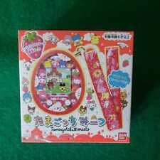 Tamagotchi Meets Sanrio CharactersVer. DX LCD Toy with Original Strap BANDAI