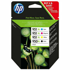 HP C2P43AE 950XL Negro y 951XL Cian Magenta Amarillo Tinta Cartuchos