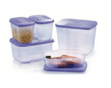 Tupperware My First FreezerMate Set Blue Colour 5 Pcs Freezer Mate