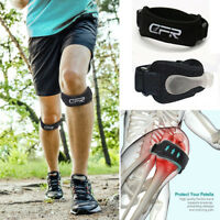 Adjustable Knee Support Patella Arthritis Pain Relief Pad Straps Brace Protector