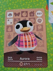 Animal Crossing Amiibo Aurora 357