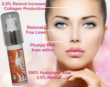 Serum Unisex Anti-Aging Products with Contains Minerals