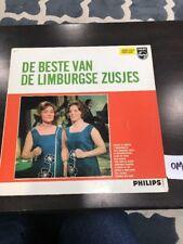 De Beste Van De Limburgse Zusjes Record Album Rare