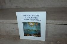 1981 new orléans auction sale coins of the world (1981)