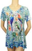 Tropical Birds Soft light One By One Print Sublimation SVT-R328BD