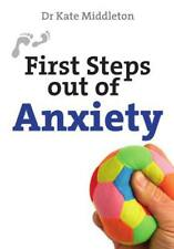 First Steps Out of Anxiety by Kate Middleton   Paperback Book   9780745955193  