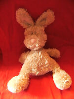 Jelly Kitten Boing BUNNY RABBIT Beige Soft Comforter/Comfort Hug Toy 11""