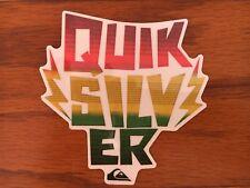 Quicksilver Sticker surfboard sticker Shortboard decal surfing